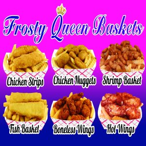 Frosty Queen Burgers & Ice Creams - Madera & Fresno