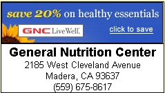 GNC Nutrition Center