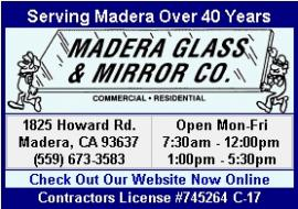 Madera Glass & Mirror Company